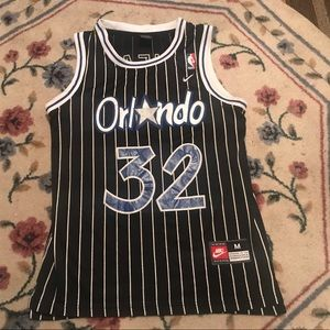 VINTAGE Shaq O'Neal Orlando Magic Nike(Men's M)